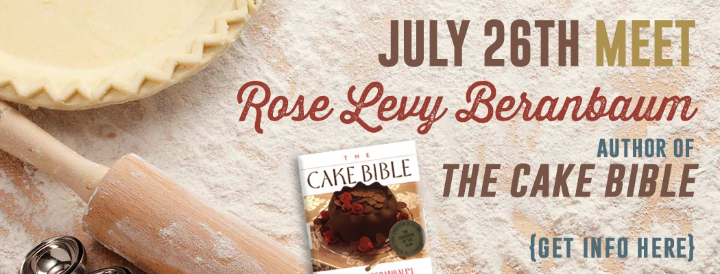 Meet Rose Levy Beranbaum, Author of The Cake Bible