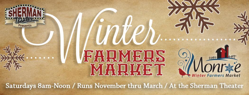 Winter Farmers Market, stroudsburg, poconos, grocery