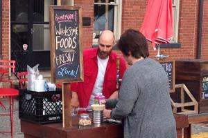 cafe duet in stroudsburg
