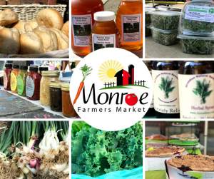 Market Day @ Monroe Farmer Market